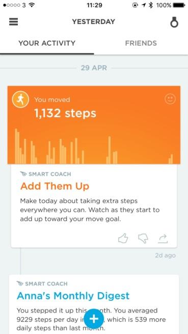 Low steps
